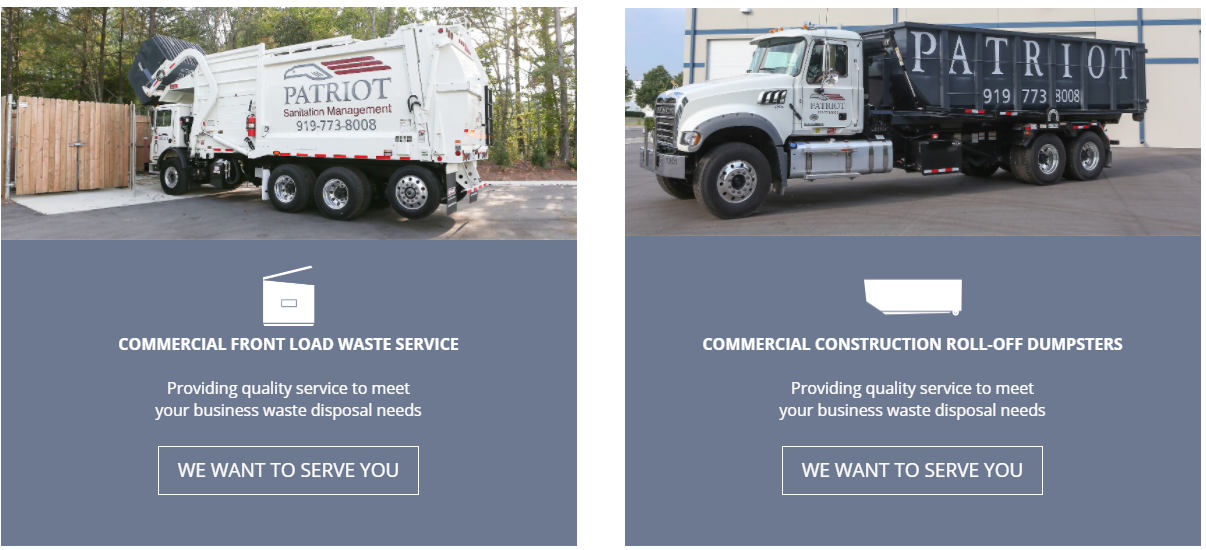 Commercial Dumpsters